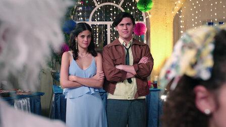 觀賞遠距離戀愛。第 1 季第 12 集。