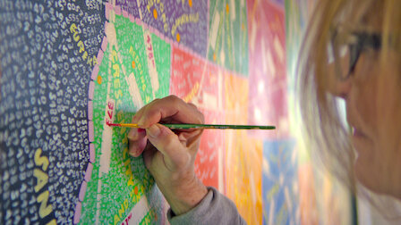 Watch Paula Scher: Graphic Design. Episode 6 of Season 1.