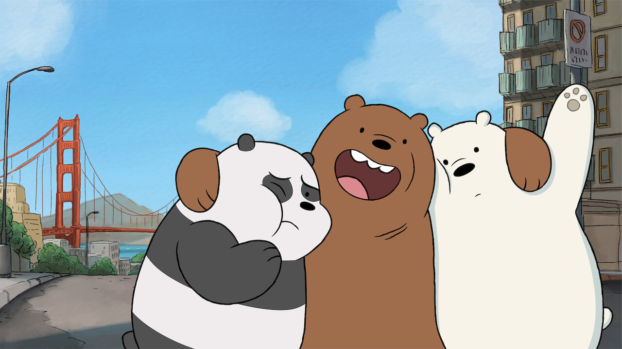 Animal Instincts Watch Online we bare bears | netflix