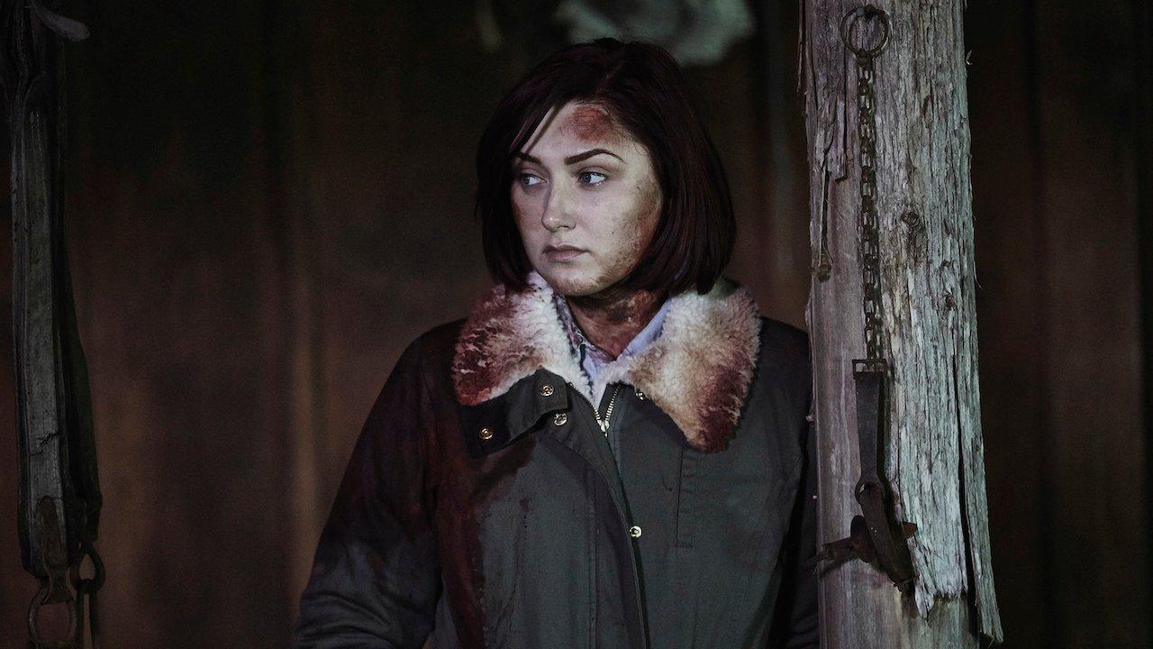Anastasia Baranova Hot welcome to willits | netflix